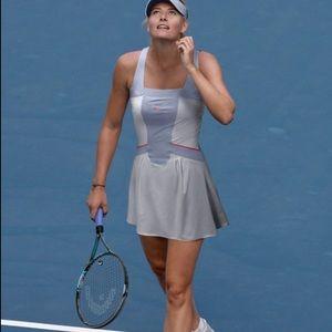 Nike Maria Sharapova U.S. Open tennis dress